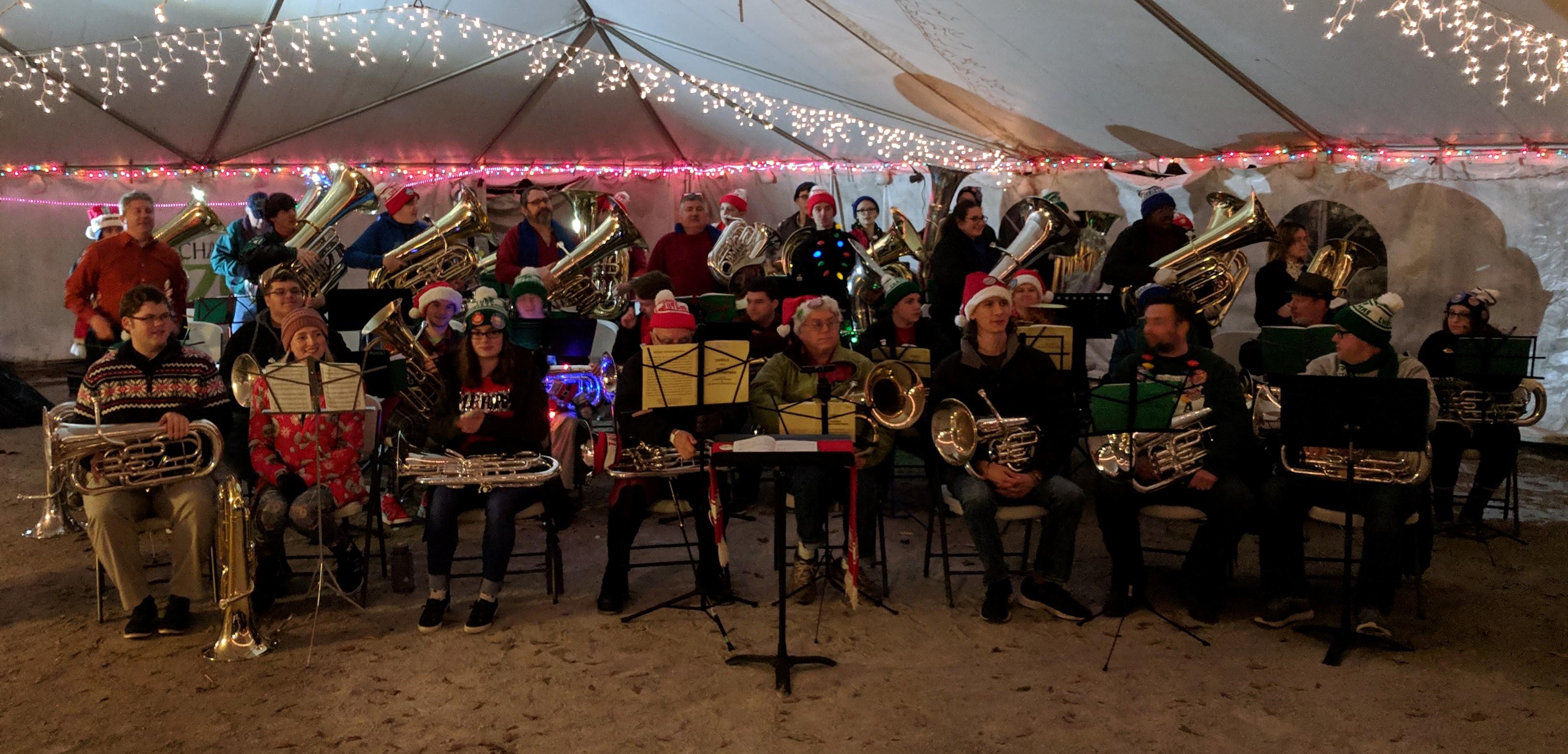 Merry Tuba Christmas 2019 TubaChristmas
